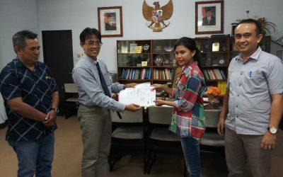 Mahasiswa Prodi Agroteknologi Fakultas Pertanian mengikuti Program Internship di Jepang